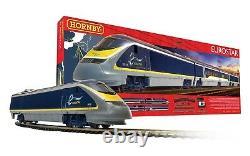 Hornby R1176 Eurostar Train Set Electric Locomotive Pack OO Gauge 176 Scale
