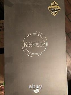 Hot Toys Iron Man 2 Mark IV Secret Project 1/6th scale Limited Edition Action