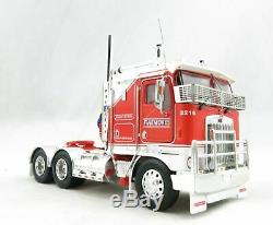 Iconic Replicas Kenworth K100G 6x4 Prime Mover Finemores Transport Scale 150