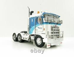 Iconic Replicas Kenworth K100G 6x4 Prime Mover Mitchell Fuel Scale 150