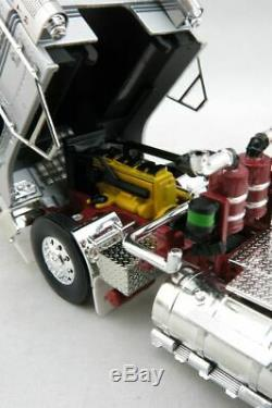 Iconic Replicas Kenworth K100G 6x4 Prime Mover Patlin Scale 150