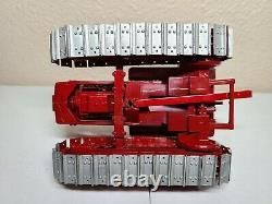 International IH TD-9 Crawler Tractor Gilson Riecke 116 Scale Model