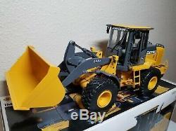 John Deere 544J Wheel Loader by ERTL Precision 116 Scale Model #15774 New