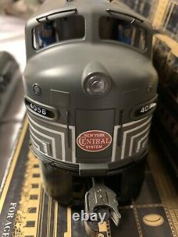 K-LINE With LIONEL TMCC NEW YORK CENTRAL E-8 AA DIESEL ENGINE SET! O SCALE E8