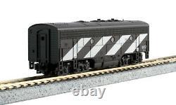 KATO 1060425 N SCALE EMD F7A + F7B CN 9080/9057 2-Loco POWERED Set 106-0425