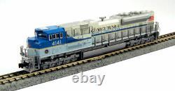 KATO 1768411DCC N Scale SD70ACe Union Pacific George Bush 4141 176-8411-DCC NEW