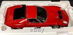 KYOSHO Lamborghini Jota SVR RED 112 Scale Diecast Model Car #08623R
