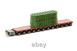 Kamag K25 6 + 6 + PB Transformer IMC 150 Scale Model #64219045 New