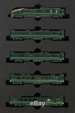 Kato 10-1570 Series 87 TWILIGHT EXPRESS Mizukaze 10 Cars Set (N scale)