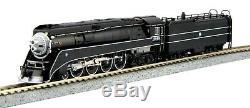 Kato 126-0312 N Scale 4-8-4 GS-4 Steam Loco BNSF Black Excursion #4449 1260312