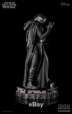 Kylo Ren Legacy 14 scale statue Iron Studios Limited Edition! Unopened