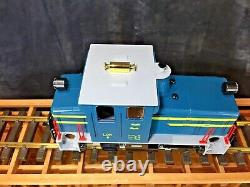 LGB 20605 SCHOEMA DIESEL LOCOMOTIVE Made in Germany. Rare G Scale