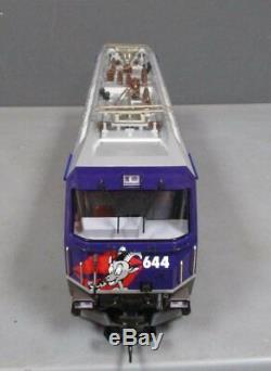 LGB 23420 G Scale RhB Ge 4/4 III 644 Savognin Radio Grischa Electric Locomotiv