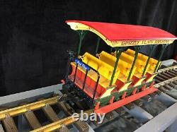 LGB 30430 Grizzly Flats Railroad Sightseeing Passenger Car G-Scale