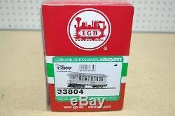 LGB 33804 Disneyland Railroad Long Island Passenger Car G-Scale NEW