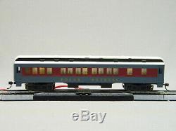 LIONEL HO SCALE POLAR EXPRESS TRAIN SET sleigh santa remote track 871811010 NEW