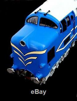 LOVELESS 0 Gauge DP1 DELTIC Prototype Diesel -Brass Fine Scale Limited Edition