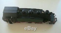 Lgb 2085d G Scale Mallet 0-6-6-0 Steam Locomotive
