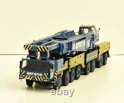 Liebherr LTM 11000D Mobile Crane Sarens YCC 150 Scale Model #20-1061 New