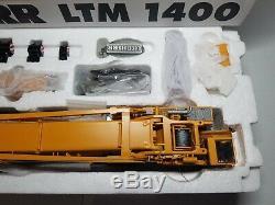 Liebherr LTM1400 Mobile Crane Yellow YCC 150 Scale Model #YC790