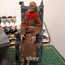 Limited Edition Custom 1/6 Scale Crypt Keeper Figure / Tales From The Crypt