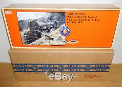 Lionel 6-28028 Virginian Allegheny Steam Engine Locomotive Train O Scale Tmcc