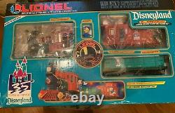 Lionel G Scale 8-81007 Disneyland 35th Anniversary Train Set
