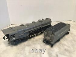 Lionel O Scale 6-18002 Nyc # 785 Gray Hudson Engine /tender 4-6-4-new