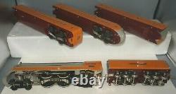 Lionel O-scale Hiawatha Passenger 1988 Limited Set 350e-51000 In Original Box