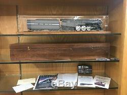 Lionel Smithsonian Dreyfuss Hudson 18026 2-Rail Scale 435/500 LN