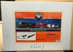 Lionel Snap-On Racing Train Set # 6-31922 O/0-27 Scale New Never Used