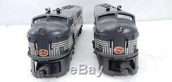 Lionel Trains Postwar 2344 NY Central AA Diesel Locomotive Engine Set O Scale