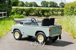 Little Legends Cars Ltd Childrens Half Scale Electric Car Land Junior