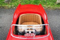 Little Legends Cars Ltd Childrens Half Scale Petrol Car 250 Spyder