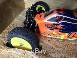 Losi Mini 8ight 1/14scale Brushless Buggy Limited Edition New Unused