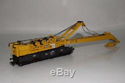 MARKLIN HO SCALE #49950 RAILROAD CRANE SET With DIGITAL FUNCTIONS, EXCELLENT BOXED