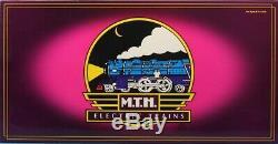 MTH 148 O Scale Canadian National 4-8-2 U1F Steam Engine Car Model #20-3057-1U