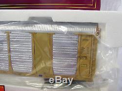 MTH Premier Freight O Scale 6-Car Corrugated Auto Carrier Set CSX Railroad NEW