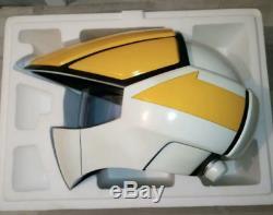 Macross 1/1 SCALE Roy Fokker Replica pilot helmet YAMATO 2009 limited edition