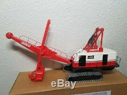 Marion 111M Power Cable Shovel ATM 150 Scale Model #N69