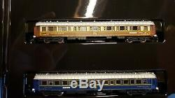 Marklin 8108 Z-SCALE Orient Express Train set, Made in Germany