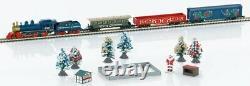 Marklin 81846 Z Scale Christmas Freight Train Set