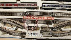 Marklin H0 HO Scale Passenger Train Set 3185 In Box Vintage 1970s West Germany