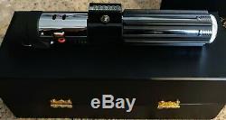 Master Replicas Star Wars ESB Darth Vader Lightsaber Lmtd Edtn SW-117 11 Scale