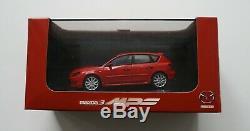 Mazda 3 MPS 2006 1/43 scale model dealer version rare zoom-zoom