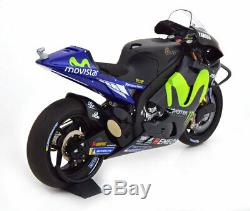 Minichamps Yamaha YZR-M1 Valencia Test MotoGP 2017 Valentino Rossi 1/12 Scale