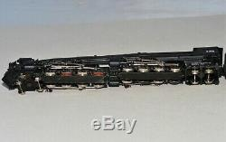 N Scale Con-Cor Rivarossi Union Pacific BIG BOY 4-8-8-4 Steam Loco & Tender 4010