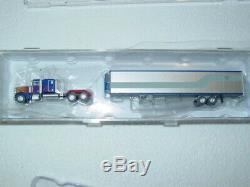N scale Trainworx 57998 Peterbilt 379 + 53' Reefer TRANSFORMERS OPTIMUS PRIME