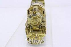 NJ Custom Brass HO Scale Reading 4-6-0 Class L7sb Camelback
