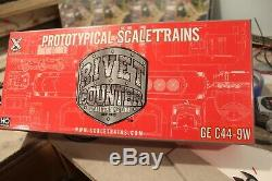 NS Norfolk Southern Railway Scale Trains Rivet Counter GE C40-9 #8888 DCC/Soun